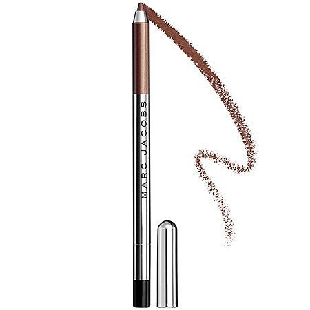 Highliner - Gel Crayon Marc Jacobs Beauty 0.1 Oz Ro (Cocoa) - Bronze with Shimmer | NEW