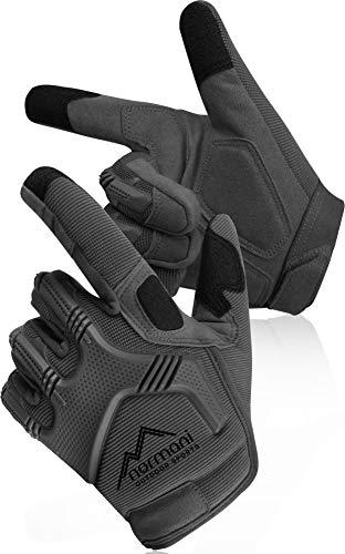 normani Tactical Paintballhandschuhe Army Gloves Specialist Farbe Schwarz Größe L