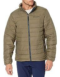Columbia Men's POWDER Lite Winter Jacket, Water Repellent