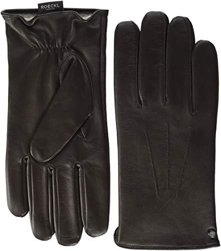 Roeckl Herren Classic Wool Handschuhe, Braun (Coffee 780), 8