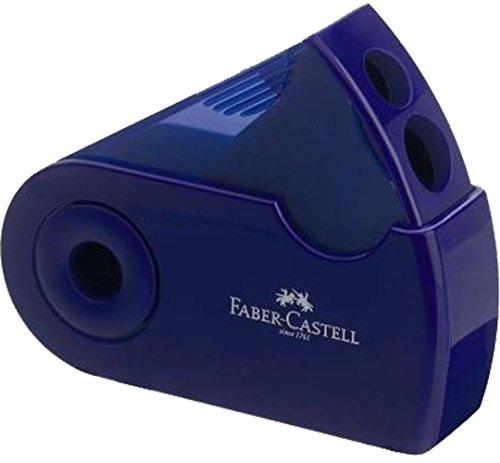 Faber-Castell Doppelspitzdose SLEEVE (Blau)