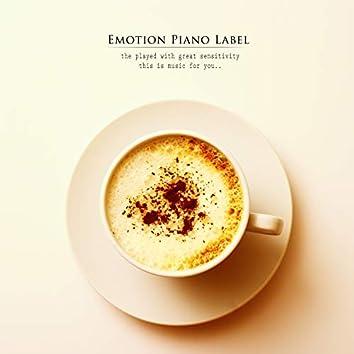 Coffeelike piano