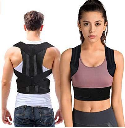 Corrector de Postura,Enderezador de Espalda Espalda Recta
