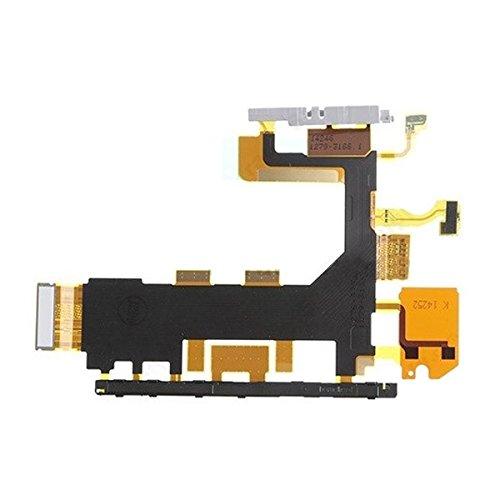 YingJUN-CELL PHONE REPLACEMENT PARTS Premium mobiele onderdelen moederbord-platte kabel (Power & Volume & Mic), compatibel met de Sony Xperia Z2 3G-versie