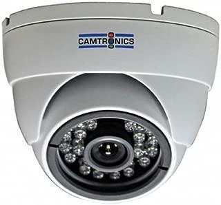 Lente varifocal de 2,8 a 12 mm Camtronics DM AH99 CMOS 1//4 OV9732 c/ámara Domo AHD de 1 MP 1280 x 720