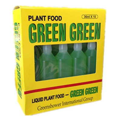 Green Green Plant Food (10 PCS)