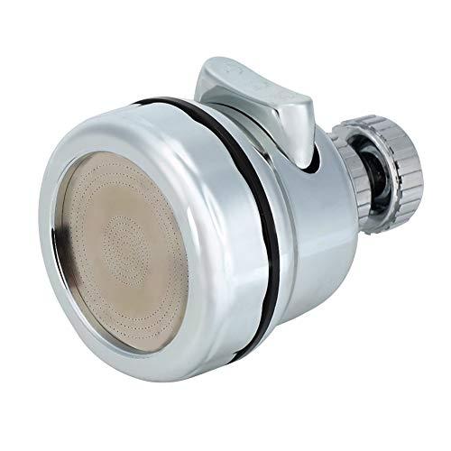 Furnoor Aireador de grifos con Tres Funciones Ajustables para Grifo de Agua, Filtro de Burbujas, Accesorios de Cocina para el hogar