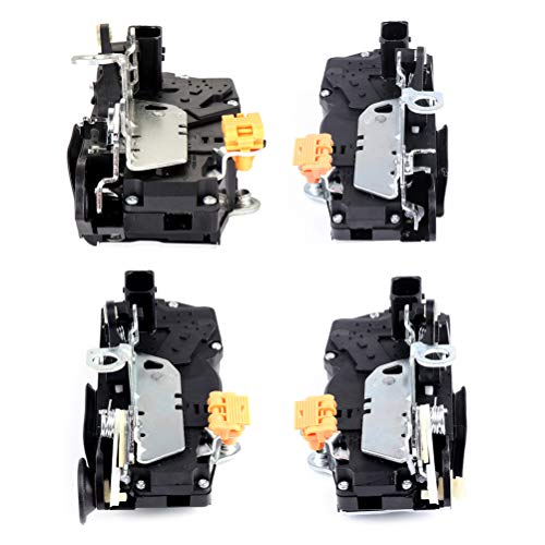 Power Door Lock Actuator Kit Door Lock Actuators Front Left+Front Right+Rear Left+Rear Right Fits for 2006-2011 for Chevrolet Impala Replaces 931-300
