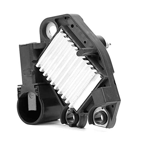 XIAOJIE WUJIE Generador de automóvil Generador de Combustible Alternador Regulador + Soporte de Cepillo 2543300 Fit para Mercedes Benz A/B Clase Valeo IR/IF Generator