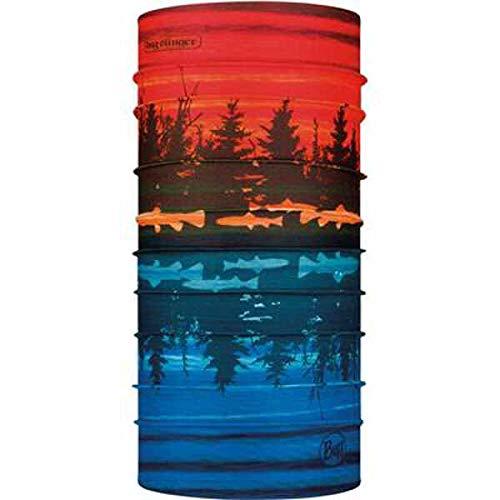 BUFF ネックウォーマー BUGSLINGER COOLNET UVプラス REFLECTIONS MULTI [サイズ:22.3×53cm] #394057