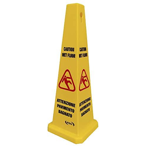 Euroservice Cono Pericolo Pavimento Bagnato (Wet Floor)
