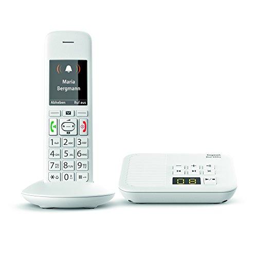 Preisvergleich Produktbild Gigaset E370A,  int,  Weiß