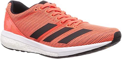 Adidas Adizero Boston 8 W, Zapatillas de Trail Running para Mujer, Multicolor (Rojsol/Negbás/Ftwbla 000), 39 1/3 EU