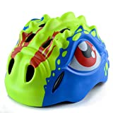 Apusale Kids Bike Helmets CPSC-Certified Adjustable Toddler Helmet for Girls...