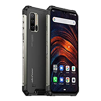 Ulefone Armor 7  2020  Rugged Smartphone Unlocked Android 10 IP68 Waterproof Cell Phones Helio P90 8GB+128GB 48MP + 2MP + 2MP Triple Camera 5500mAh QI Wireless Charge 6.3  FHD+ Global Bands NFC