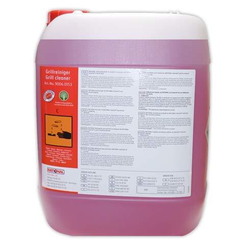 DOJA Industrial | Detergente Horno Rational | Detergentes 10 Litros (Fuerte)