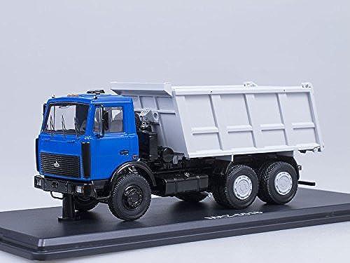 Start Scale Models ssm1168 maz-5516 ldenkipper graublauem