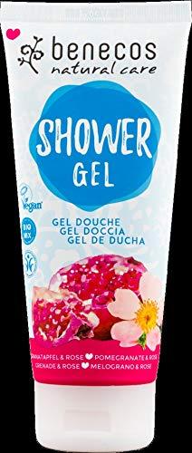 benecos Bio benecos Shower Gel Granatapfel & Rose (2 x 200 ml)