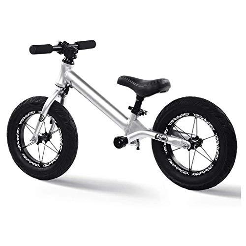 UNU_YAN Kinder Balancen-Fahrrad, 2 bis 6 Jahre Kinderfahrräder mit Nein Pedalen und Stoßdämpfern, Profi-Scooters for Competitive Spiele
