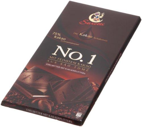 Sarotti No. 1 Bitter Kakao  , 100 g