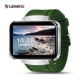 LEMFO LEM4 2.2 Pulgadas Pantalla GPS Mapa Tiempo...