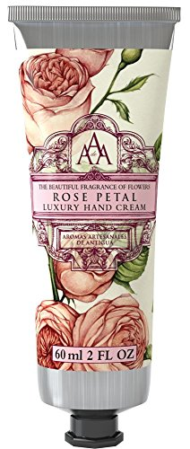 Aromas Artesanales De Antigua Floral Rose Petal Luxury Hand Cream 60ml