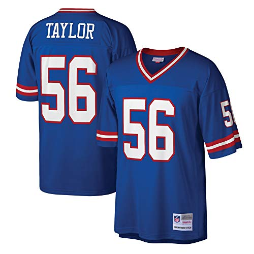 Outerstuff Youth Lawrence Taylor New York Giants Replica Jersey (Youth Medium (10-12))