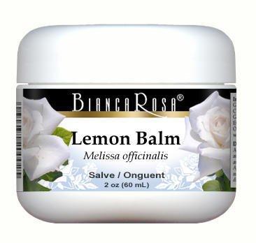 Lemon Balm Leaf - Salve Ointment (2 oz, ZIN: 512717) - 2 Pack