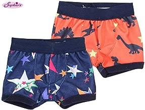 18 Inch Boy Doll Underwear Set of 2   Stars and Dinosaurs Boy Underwear