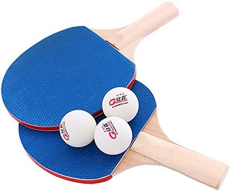 New Professional Table Tennis 5 ☆ popular Sports Blade Trainning Set Racket Long-awaited