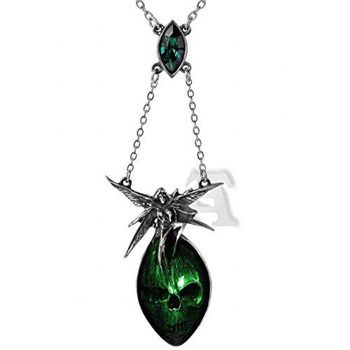 Alchemy Gothic Absinthe Fairy Anhänger, England