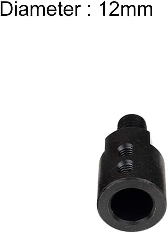 Sourcingmap Adaptateur pour mandrin dangle M10 5 mm-14 mm
