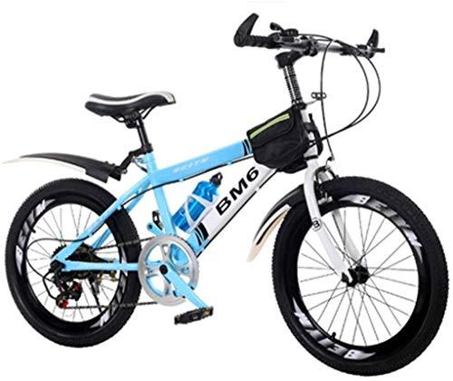 Xiaoyue Kinderfahrräder Studenten Fahrrad Sommer Fahrrad geeignet im Freien Fahrradberg Cross Country Auto Cool Very Fahrrad Geeignet for Jungen und Mädchen von 3 bis 15 Jahre lalay