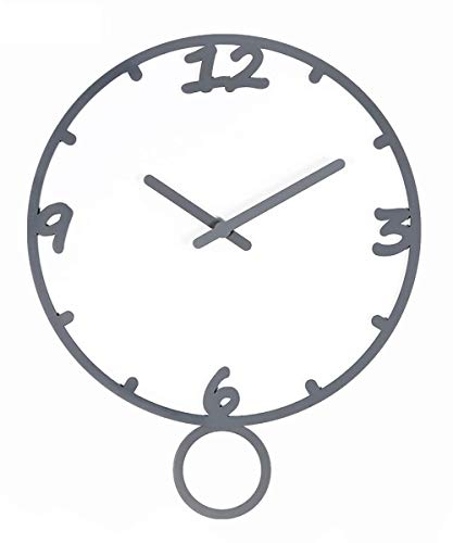 CLOCKS Uhr , Wanduhr , Glocke , Uhr , Uhr , Wecker , Moderne Runde Stille Mode Kunst Zeitraffer Holzzeiger Ultragenaue Inneneinrichtung Küche Schlafzimmer Wohnzimmer Couchtisch Schreibtisch 12 Zoll /