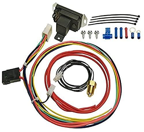 Derale 16749 Adjustable Fan Controller,Black