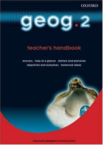 geog., Vol.2 : Teacher's Handbook