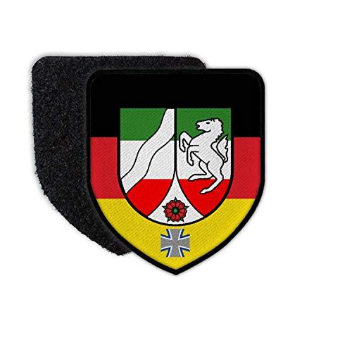 Copytec Patch Landeskommando NRW LKdo NW Bundeswehr Behörde Uniform Abzeichen #32939