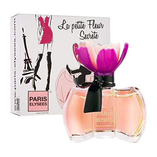 La Petite Fleur Secrète Parfum 100ml Femme Paris Elysees + FRAIS DE PORT OFFERT