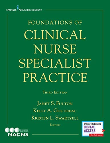 41gYZ6h0tdL - Foundations of Clinical Nurse Specialist Practice