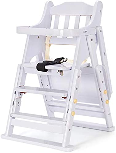 Baby dining chair Justierbares tragbares faltendes Babybaby, das Essecke, speisenden Stuhl der Kinder isst Farbe  A