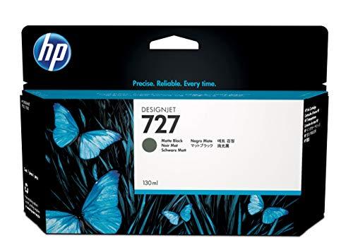 HP 727 (B3P22A) Ink Cartridge - Matte Black