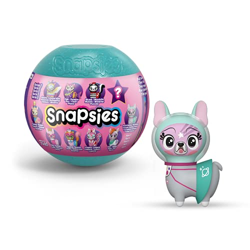 Funko Pop! Snapsies Toy Wave 2, Mix and Match Surprise Blind Capsule (One Capsule) with Accessories