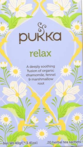 Pukka Relax Tisana, 20 Filtri