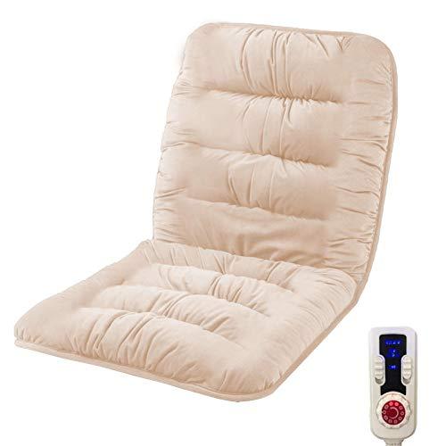 Beheiztes Sitzkissen, Beheizbares Stuhlkissen Waschbarer Stuhlwärmer Mit Intelligenter Temperatur Für Home Office Und Auto