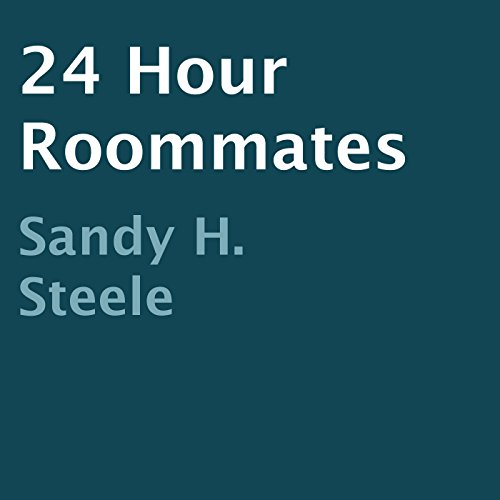 24 Hour Roommates audiobook cover art