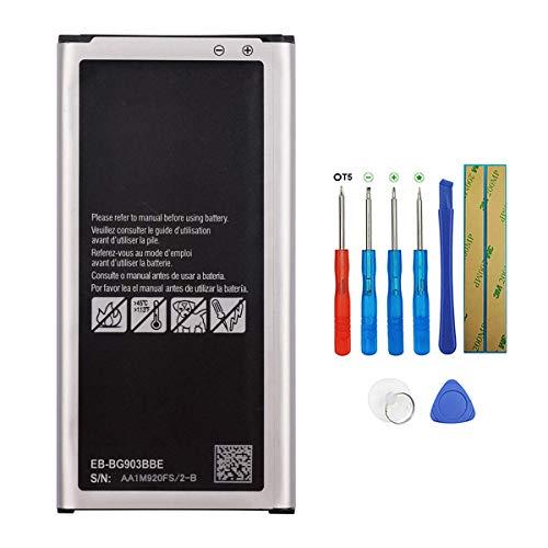 Swark EB-BG903BBE - Batteria compatibile con Samsung Galaxy S5 Neo G903 G903 F con strumenti