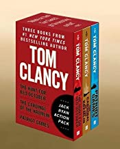 Tom Clancy's Jack Ryan Action Pack( The Hunt for Red October/The Cardinal of the Kremlin/Patriot Games)[BOXED-TOM CLANCYS ...