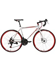 Road Bike, COMT-2-Silver/Red