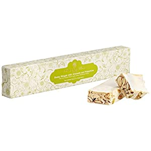 pandora bell honey with almonds and pistachios 100 g (pack of 2) Pandora Bell Honey with Almonds and Pistachios 100 g (Pack of 2) 41gYgOSTSfL
