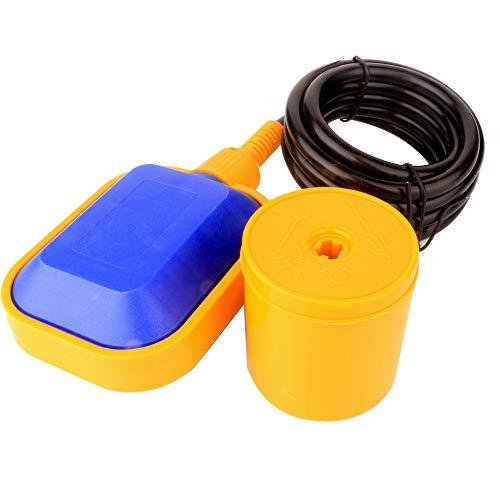 Gebildet 2M Kabeltyp Schwimmerschalter Kabel Flüssigkeits-Wasserstandsregler Sensor,Klärgrube,Schmutzwasserpumpe,Wassertank